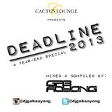 DJ GAB AOYONG - DEADLINE 2013