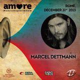 Marcel Dettmann  - Live At Amore Music Experience (Rome) - 31-Dec-2013