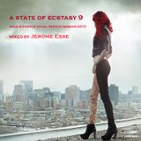A State of Ecstasy Podcast 9 (Male & Female Vocal Trance Session 2013)