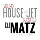 VOL.140 DJ MATZ (HAMBURG,GERMANY)