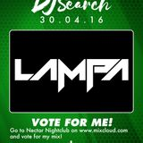 LAMPA - Nectar Nightclub's DEEJAY SEARCH