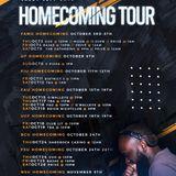 Homecoming Tour Mixtape 2k19