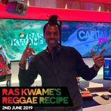 Reggae Recipe - 02/06/19 (Reggae / Dancehall / Bass / Bashment / Afrobeats)