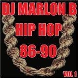 """DJ MARLON B's """"1986-1990 MIX"""