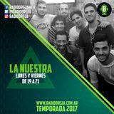 LA NUESTRA - 024 - 06-01-2016 - LUNES Y VIERNES DE 19 A 21 POR WWW.RADIOOREJA.COM.AR