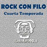 Rock con Filo programa transmitido el día 12 de julio 2017 por Radio FARO 90.1 FM