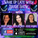 Apr 4, 2019 with Dougie Almeida, Jenn Hellman, & Jackie Sanchez