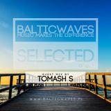 BalticWaves prezentuje Selected 001 + Tomash S guest mix