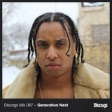 Discogs Mix 067 - Generation Next