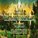 DJ Natron ( Solar-Tech Records ) Burning Mountain Festival 2013