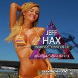 Masters Of Techno Vol.143 by Jeff Hax