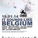 dj Olivier Pieters @ La Rocca - It Sounds Like Belgium 18-01-2014 p3