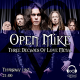 Open Mike vol.21 - His Infernal Majesty (15.03.2018)
