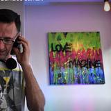 KRS playing some vinyls à LoveMachine pour son annif