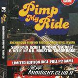 MTV PIMP MY RIDE CD MIXED BY DJ IRWAN [2005]