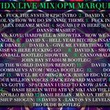 Dj David X - OPM MARQUEE LIVE SET | 22.NOV.12 | THE STAR