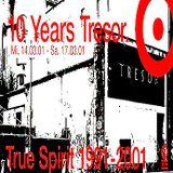 Eva Cazal @ 10 Years Tresor - Tresor Berlin - 17.03.2001