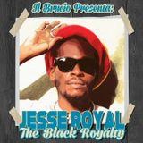 JESSE ROYAL - THE BLACK ROYALTY