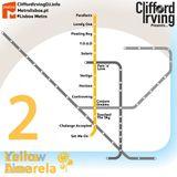 Lisboa Metro Part 2. Amarela
