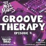 """Boogie Hill Radio Presents """"Groove Therapy"""" with Dj AAsH Money - Episode 4"""