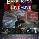 Barrington and MC Five Alive-Floradio 23/3/17