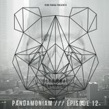 #12 Pandamoniam Show - Radio Show Halloween Special, Episode 12 - (Guest Mix from BigTopo)
