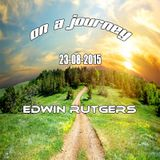 On a Journey Edwin Rutgers 23-08-2015