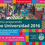 EXPO UNIVERSIDAD 2016