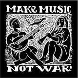 "Navigator presents ""Make Music Not War"" Lost for Words Waiheke Radio July 10 2016"