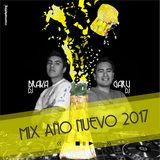 Mix Año Nuevo 2017 - Dj Garu Ft. Dj Braka