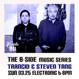 The B Side Music Series on Vocalo Radio 91.1fm (Eps 4 Pt 1) Trancid 03.25.18