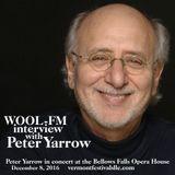 WOOL-FM interview: Peter Yarrow