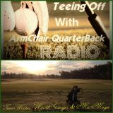 Teeing Off with ArmChair QB Radio: The 2015 US OPEN