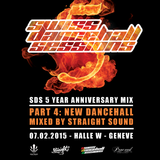 Swiss Dancehall Sessions vol6 Mixtape by Straight Sound