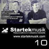 Startek Musik Cambrils DEEP Style Radioshow 10