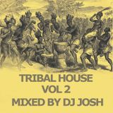Afrotastic Tribal House vol 2 mixed by DJ Josh - EDM PEOPLE (INDIA)