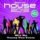 Toony Van Toom - house komercal mix