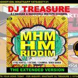 Mhm Hm Riddim Mix|THE EXTENDED VERSION|Vybz Kartel|Ding Dong|Chris Martin|Dancehall|October 2017