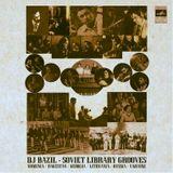 DJ BAZIL - Soviet Library Grooves (2016)