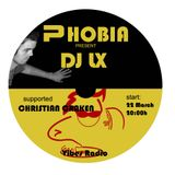 Christian Craken - PHOBIA 017 @ Vibes Radio Station 22 March 2012