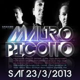 Mauro Picotto @ Pool Party in Finland (23-03-2013)