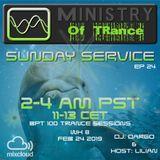 Uplifting Trance - Ministry of TRance Sunday service EP24 WK08 Feb 24 2019