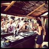 ROUSTRAM & BELLA SARRIS / Live at Sirocco for Wisdom of the Gang / 24.07.2013 / Ibiza Sonica