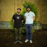 Crevette Records with DJ Bonnefooi, Jef Hacker & Planty Herbs