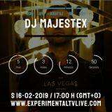 Majestic Beatz 34 by DJ MajesteX @Experimental Tv Radio (16-02-2019)
