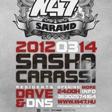 DNS @ M47 Sarand 14.3.2012 (Part 1)