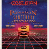 Carl Cox Obsession 'Passion' 2nd April 1993