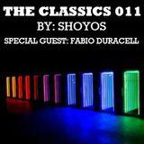 PODCAST THE CLASSICS 011 BY SHOYOS - SPECIAL GUEST DJ FABIO DURACELL