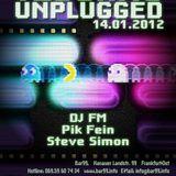 PIK-FEIN @ Bar99 FFM - Teschno unplugged - 15/01/12  part 1 .mp3