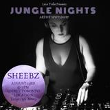 Live closing set @ Artist Showcase II: Jungle Nights (23/08/19)